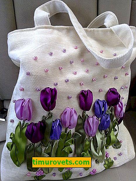 Панделки за бродиране на чанти