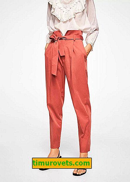 Zalety papierowych spodni w porównaniu z jeansami