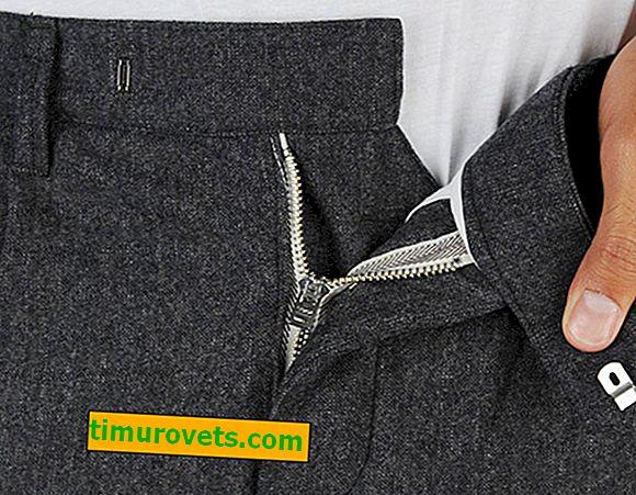 Jak prać wełniane spodnie