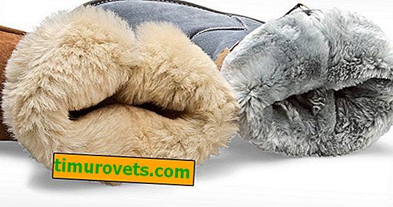 Hva er forskjellen mellom pels og ull