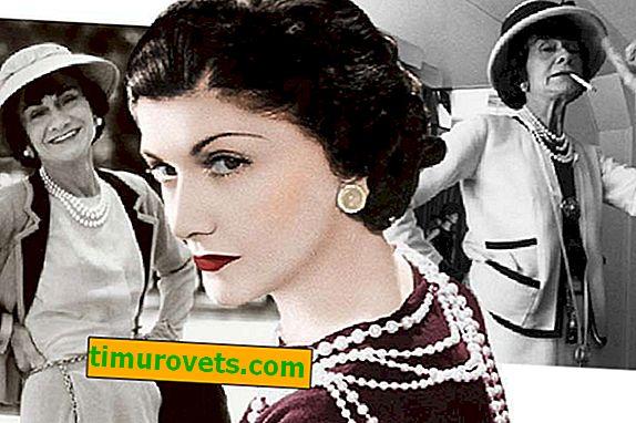 Věci, které obtěžovaly Coco Chanel