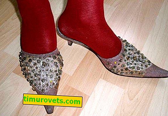 10 модела обувки, които придават провинциалност
