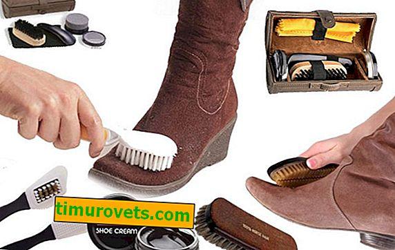 Comment enlever le sel des chaussures en daim