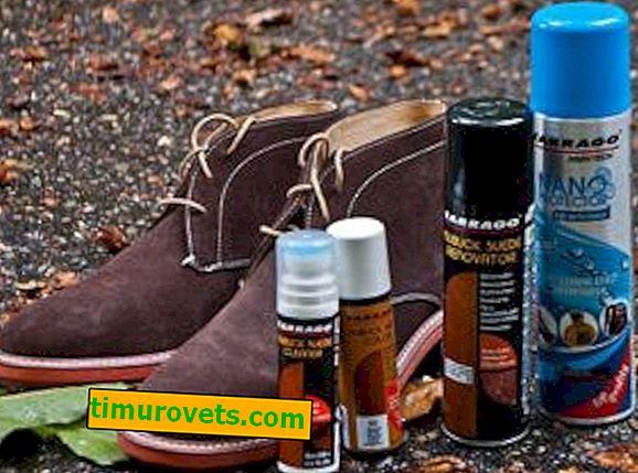 quitar manchas de sangre en zapatos