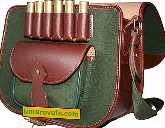 Hvad hedder en jagtpose til vildt?