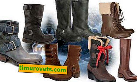 Wildleder oder Leder, das ist besser für den Winter
