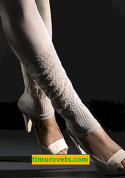 Чорапи с филдър - какво е това