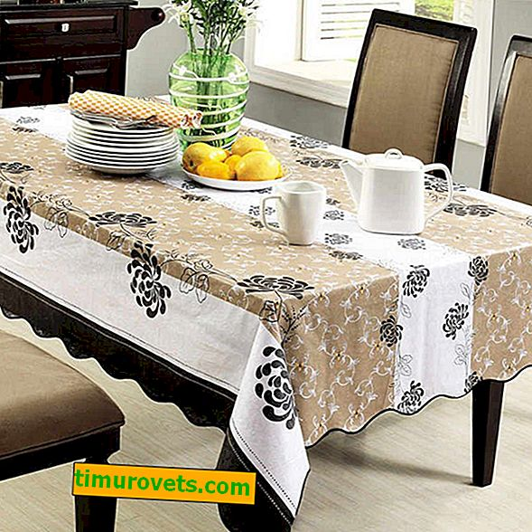 PVC tablecloth what is it