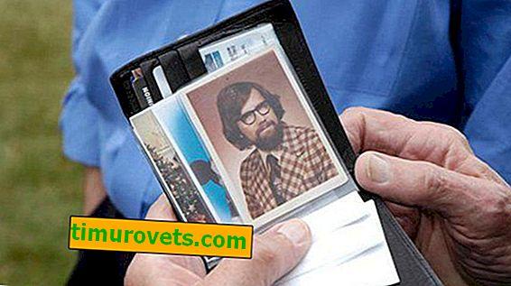 Защо не можете да носите снимка в портфейла си?
