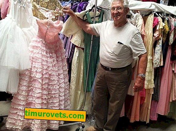 Poklon od muža: 55.000 haljina
