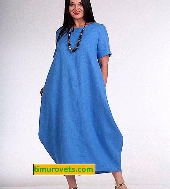 Modèle de robe de style Boho