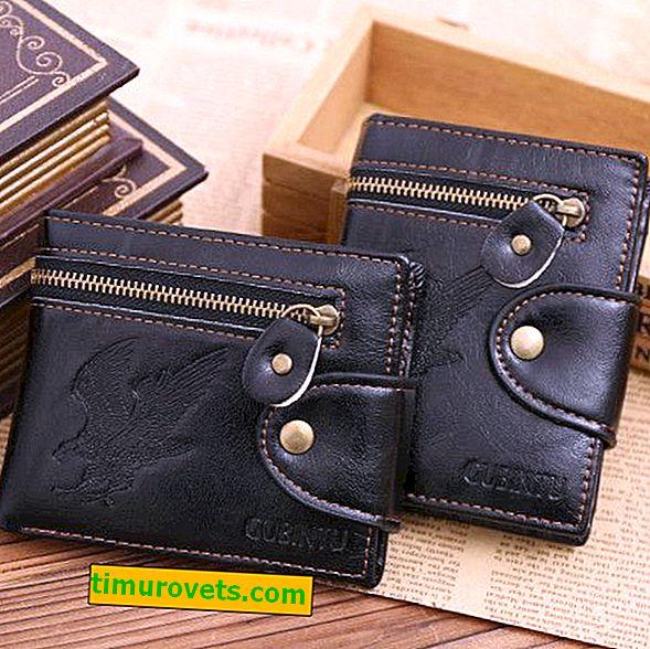 Vrste moških denarnic