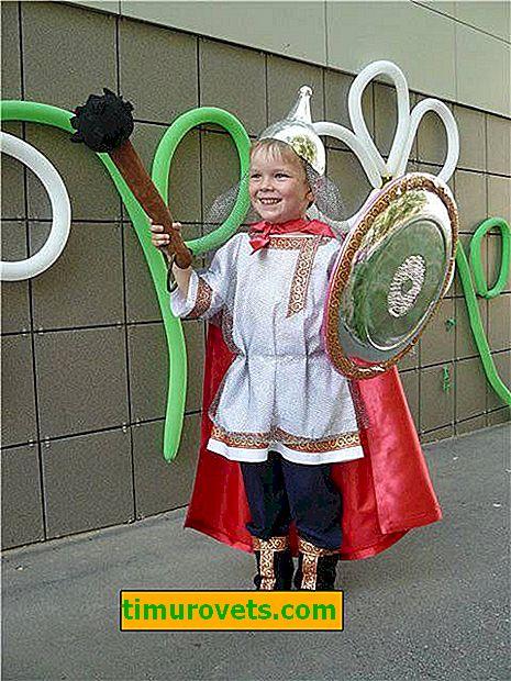 DIY hero costume