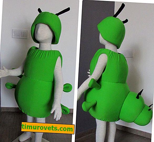 Направи си костюм на Caterpillar