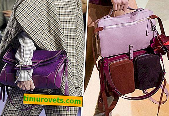 Was tun, wenn die Wildledertasche lackiert ist?