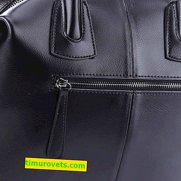 What is composite leather in a bag