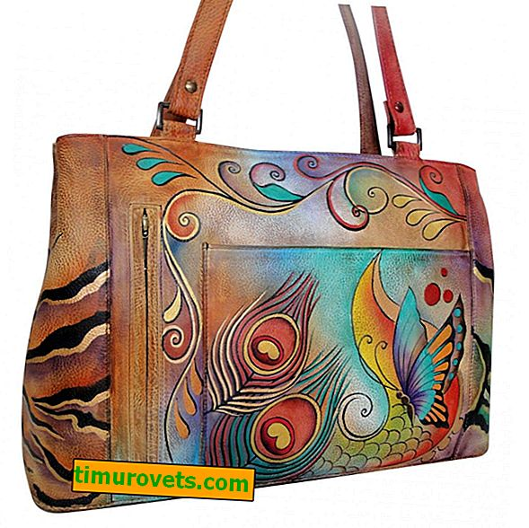 Come decorare una borsa con le tue mani