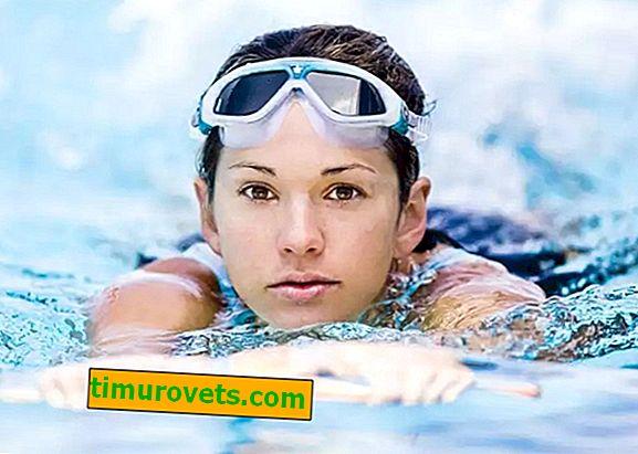 Beste svømming halvmasker