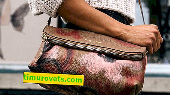 Как да актуализирате кожена чанта у дома?