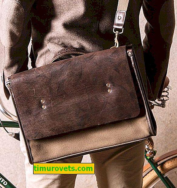 Kako odabrati mušku kožnu torbu?