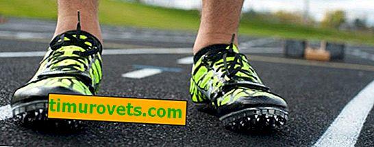 Cipele za trčanje: koji su šiljci bolji?
