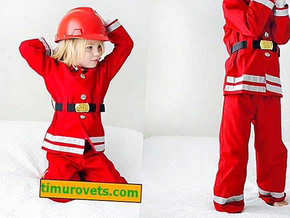 Направи си костюм на пожарникар