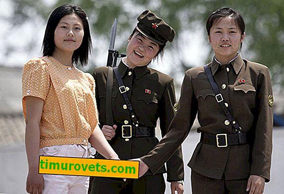 Сучасний СРСР: як можна і не можна одягатися в північній Кореї