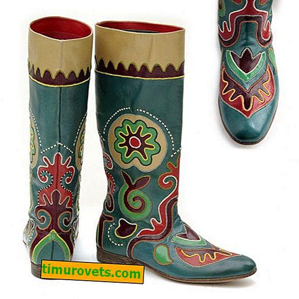 Jaké jsou marocké boty