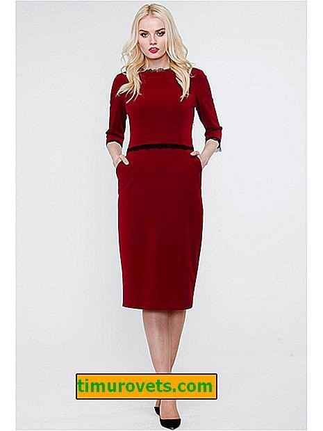 Was für eine Strumpfhose zu einem burgunderfarbenen Kleid