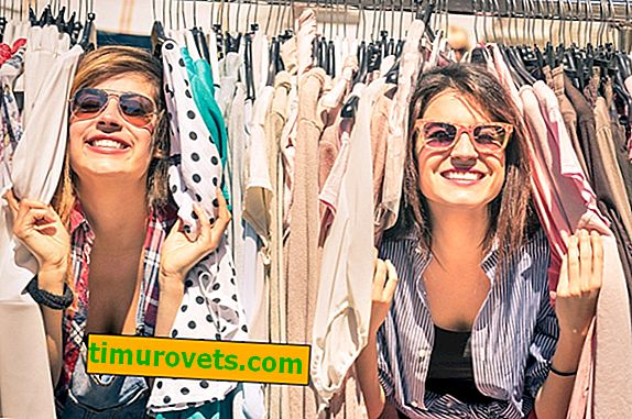 5 nuovi trucchi nel negozio di abbigliamento: come siamo costretti a pagare di più