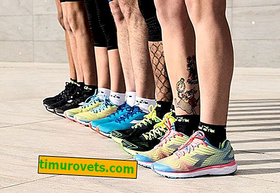 Koşu ayakkabıları spor salonunda kayıyorsa ne yapmalı?
