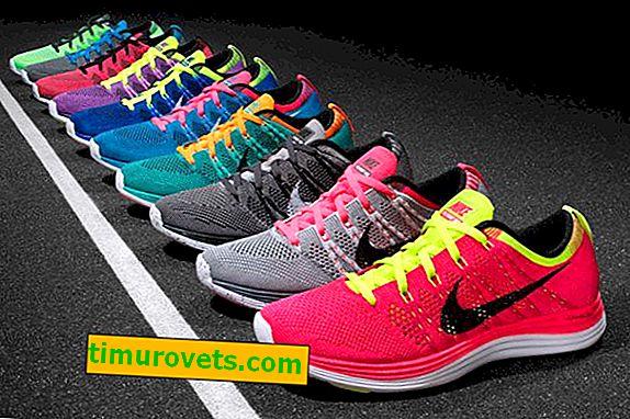 Как да разграничим истинските маратонки Nike от фалшиви?