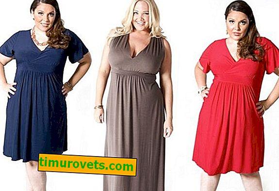 ¿Cómo elegir un vestido por tipo de figura?
