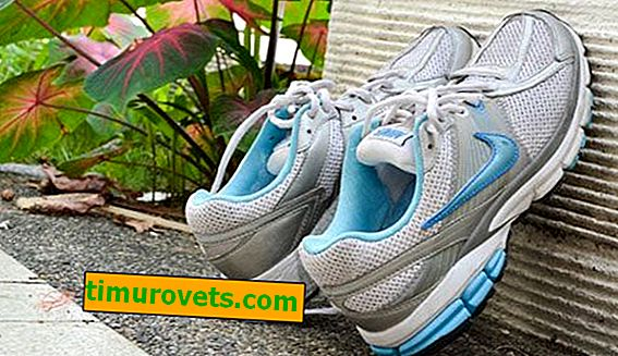 Hvordan tørke joggesko raskt