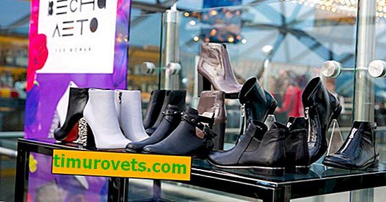 Руски марки обувки, които не са по-лоши от чуждестранните