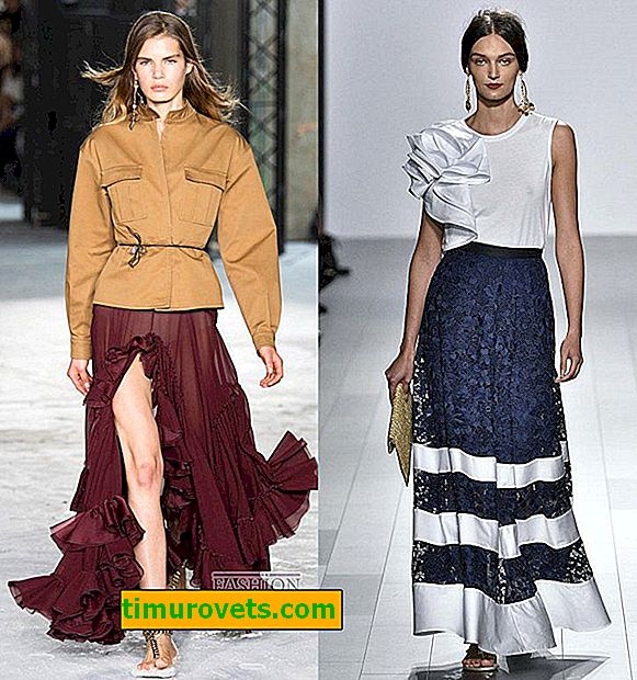 Летни поли 2019: модни тенденции