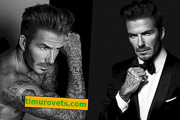 Aké je tajomstvo štýlu Davida Beckhama