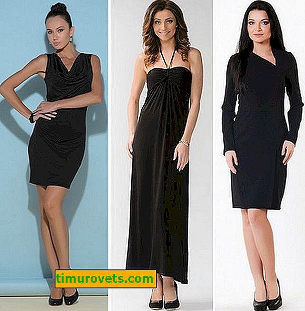Koje cipele odgovaraju crnoj haljini