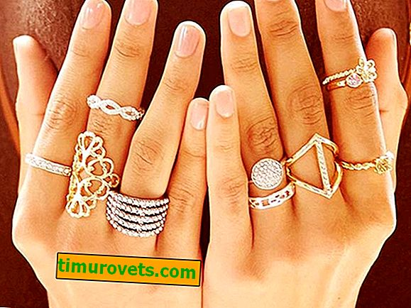 How to wear rings on your hands