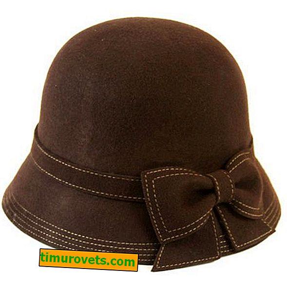 Cloche hattemønster