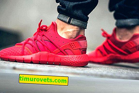 Como combinar zapatillas rojas para hombre