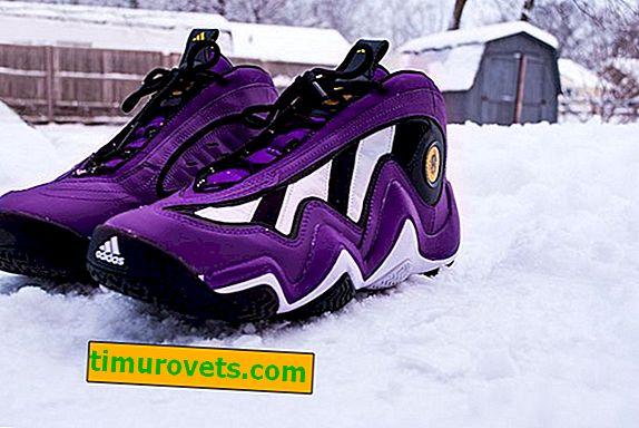 สิ่งที่รองเท้าผ้าใบจะใช้สำหรับฤดูหนาว