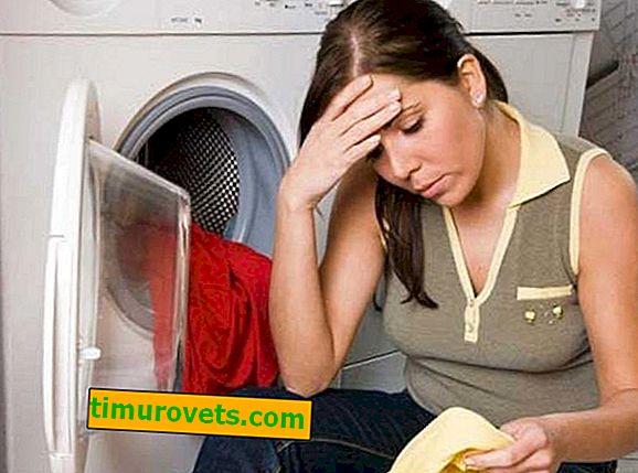 ¿Qué hacer si el vestido se ha sentado después del lavado?