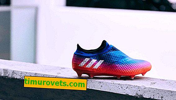 Que sont les chaussures de foot (photo)
