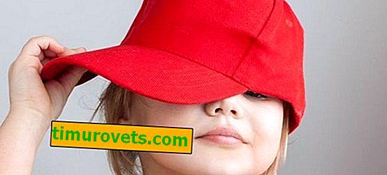 Ako natiahnuť čiapku doma?