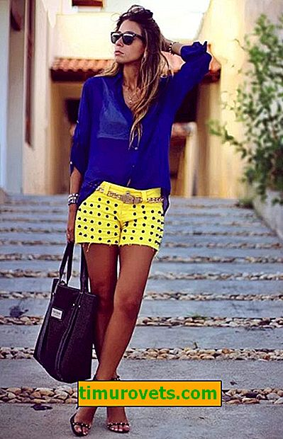 Shorts - 2019/20 fashion: cargo, shorts-skirt, military or classic?
