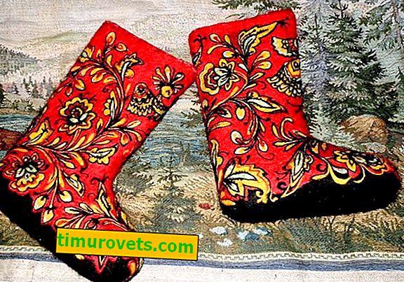 Comment rendre les bottes en feutre douces?