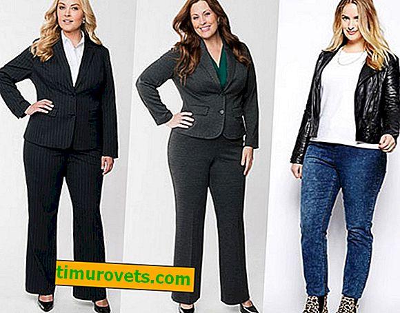 Hvilken stil af bukser hjælper med at skjule fulde hofter