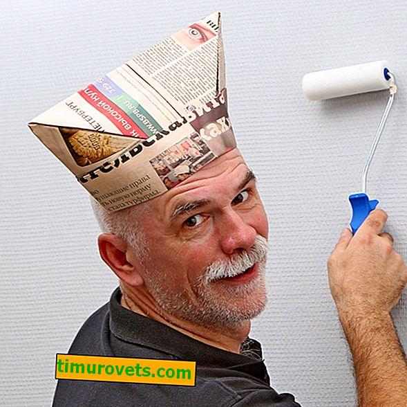 Как да си направим хартиена шапка