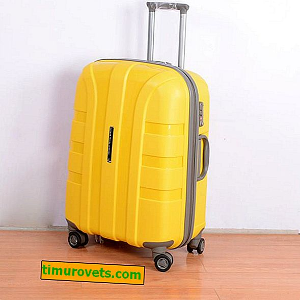 Hvad er bedre for en kuffert polypropylen eller polycarbonat